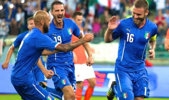 Ковальчук ставит на сухую победу Италии