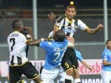 Данило Ларангейра забил победный гол «Удинезе» в ворота «Наполи»