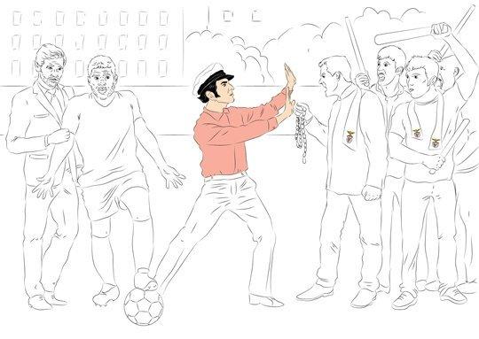 Фанаты «Бенфики» сохранили «теплые» чувства к Халку и Виллаш-Боашу, «зажигавшим» в «Порту»