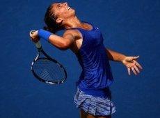 Счет 6:0, 0:6, 7:6, с которым Эррани обыграла Винус Уильямс, нечасто встречается в женском теннисе