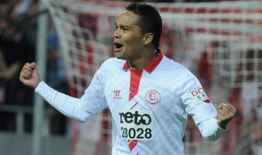 На счету Карлоса Бакки четыре гола в пяти матчах Примеры