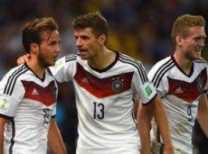 Германии нужно отыграться за неудачу в Дюссельдорфе