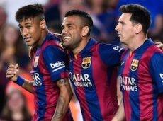 Месси и Неймар должны обеспечить результат для «Барселоны»