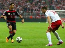 Победа над сборной Германией - большое достижение для поляков
