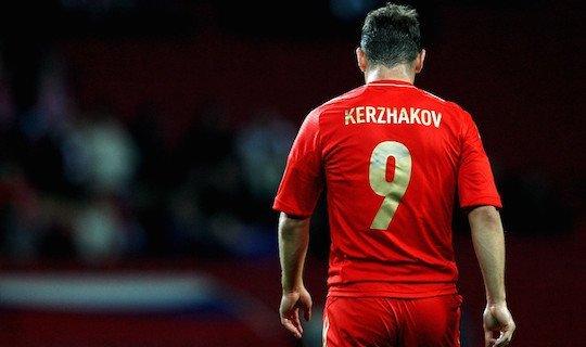 Матч с Молдавией отличный шанс для Кержакова пополнить свой бомбардирский счет