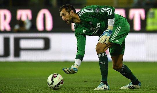 Открытие прошлого сезона испанской Примеры плотно оккупировало скамейку «Милана»