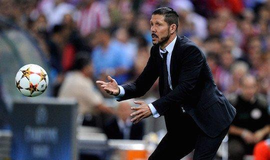 Возвращение Диего Симеоне на скамейку вдохнуло новую жизнь в «Атлетико»
