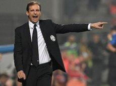 «Ювентус» Массимилиано Аллегри потерял первые очки в Серии А