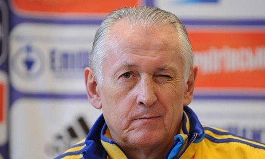 Украинская сборная победит белорусов