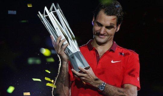 Федерер уже достиг теннисного величия