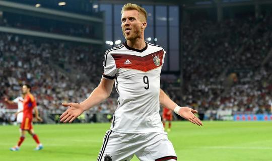 Бышовец ставит на Германию