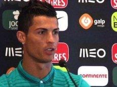 Роналду получил повреждение колена в матче с французами