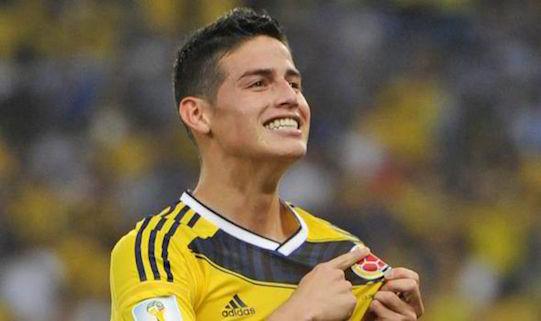 Колумбия обыграет Словению