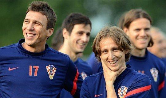 Хорваты забьют Италии