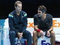 Сотрудничество со Стефаном Эдбергом пошло на пользу опытному Федереру
