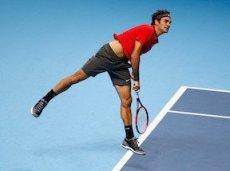 Насколько хватит Федерера в Лондоне?