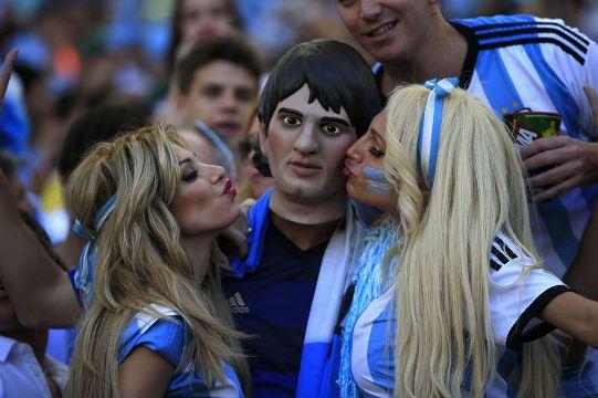 Аргентина выиграет у Португалии