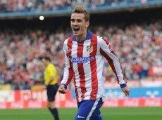 «Атлетико» уверенно действует на своем поле