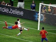 Гол экс-защитника Пуйоля немцам вывел «красную фурию» в финал ЧМ-2010