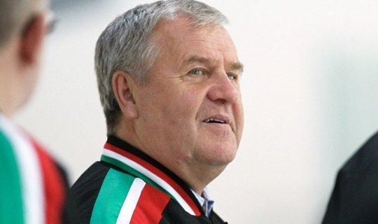 Матч против «Югры» - первый после возвращения для Крикунова