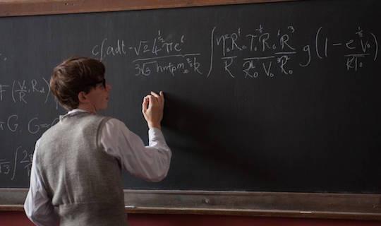 Сцена из фильма «Вселенная Стива Хокинга»