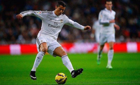 Роналду лидирует в Примере и по голам, и по количеству результативных передач