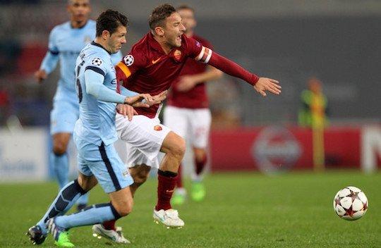 Усилий «императора» не хватило для того, чтобы «Рома» прошла дальше в Лиге чемпионов
