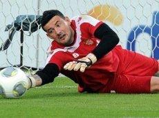 Субашич в пяти матчах ЛЧ пропустил меньше всех голов (1)