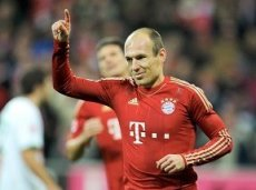 «Бавария» одержала в Бундеслиге 11 побед всухую