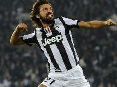 Пирло в третий год подряд признан лучшим футболистом Италии