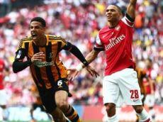 «Арсенал» и «Халл» устроят перестрелку