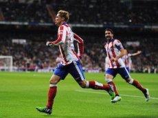 Фернандо Торрес сумел отличиться на белой стороне Мадрида