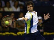 Андухар долго и упорно прокладывал путь в большой теннис