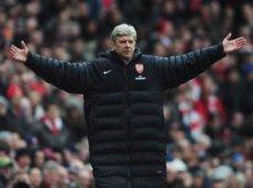 """Букмекерская компания Betfred принимает ставки на то, что главный тренер """"Арсенала"""" Арсен Венгер выйдет на матч против """"Брайтон энд Хоув Альбион"""" в своей фирменной спортивной куртке."""