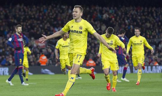 Денис Черышев продолжает удивлять футбольную Испанию