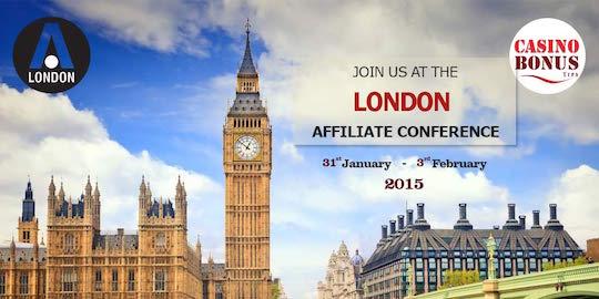 «Рейтинг Букмекеров» побывал на London Affiliate Conference 2015