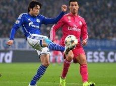 Криштиану Роналду сумел открыть счет в первом матче