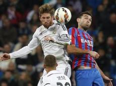 Давид Барраль ничего не смог придумать в матче с «Реалом»