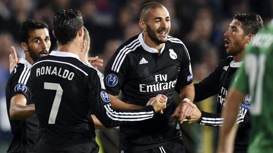 «Реал» снова разгромит соперника