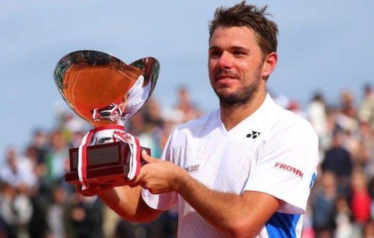 Вавринке в прошлом году удалось выиграть турнир в Монте-Карло