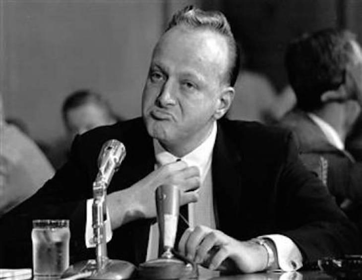 Фрэнк Розенталь - самый знаменитый управляющий и первый букмекер Лас-Вегаса