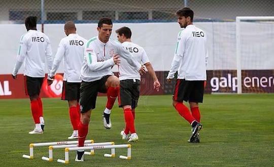 Роналду вновь начинает забивать