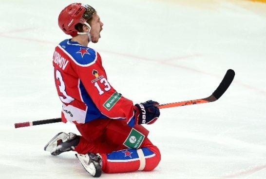 ЦСКА уступит СКА в третьем матче серии