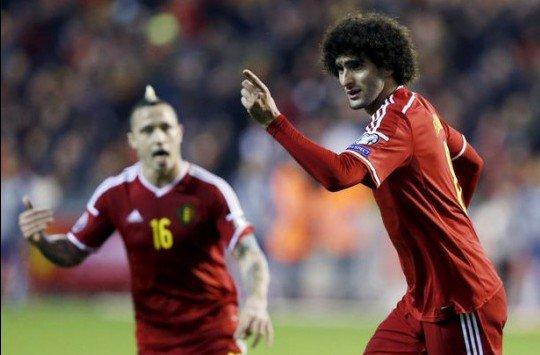 """Титов: """"Бельгия выиграет минимум в два мяча в матче с Израилем"""""""