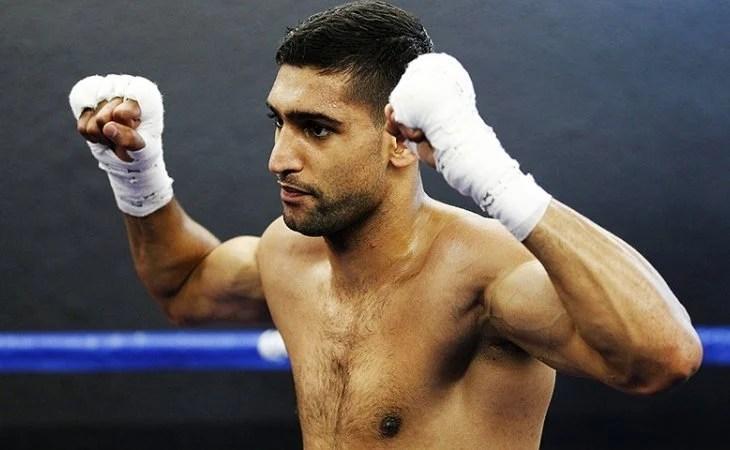 Амир Хан досрочно победит Алгиери