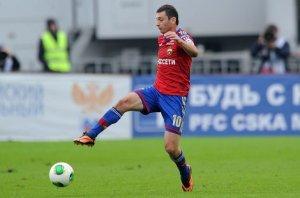 В последних 4 матчах Дзагоев дважды забил и отдал 2 результативные передачи