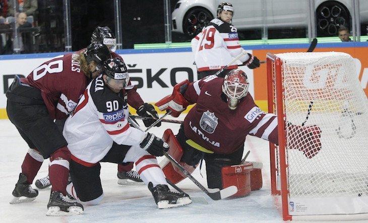 Латвийская сборная может удивить немцев