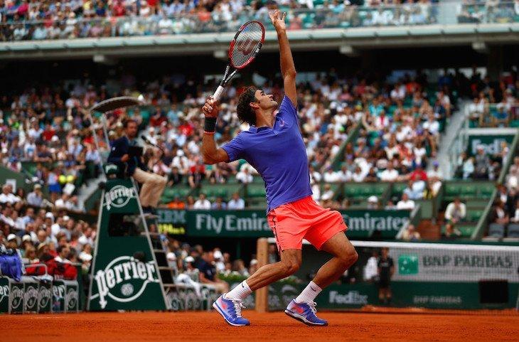 Федерер придется нелегко в следующем круге