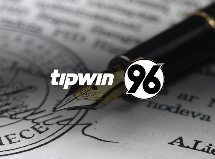 «Ганновер» - первая команда Бундеслиги в списке партнерств Tipwin