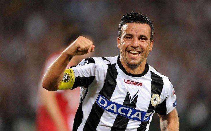 Антонио Ди Натале должен когда-нибудь начать забивать в сезоне. Почему бы не сделать это в матче с «Миланом»